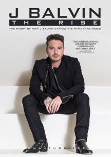 J Balvin - The Rise (DVD)