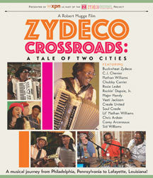 Zydeco Crossroads: A Tale Of Two Cities (BLU-RAY)
