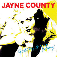 Jayne County - Goddess Of Wet Dreams (CD)