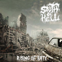 South Of Hell - Rising Of Hate (CD)