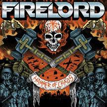 Firelord - Hammer Of Chaos (CD)