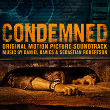 Daniel Davies & Sebastian Robertson - Condemned (Original Motion Picture Soundtrack) (CD)