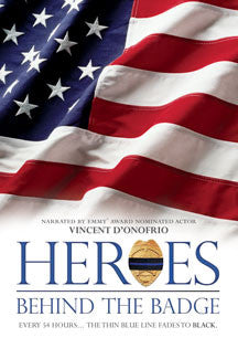 Heroes Behind The Badge (DVD)