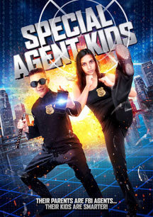Special Agent Kids (DVD)