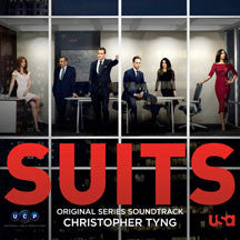 Christopher Tyng - Suits (Original Television Soundtrack) (CD)
