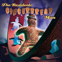 Residents - The Gingerbread Man (CD)