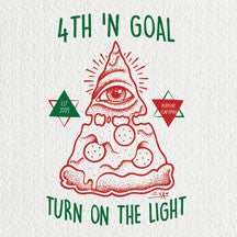 4th 'n Goal - Turn On The Light (CD)