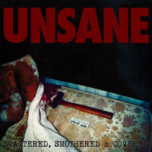 Unsane - Scattered, Smothered & Covered (CD)