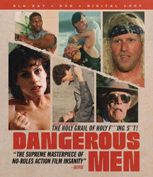 Dangerous Men (Blu-Ray/DVD) (BLU-RAY)