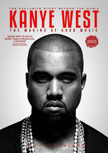 Kayne West - The Making Of Good Music (DVD)