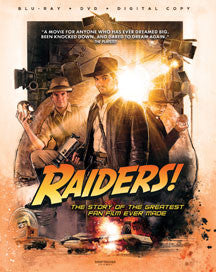 Raiders! [Blu-Ray/DVD] (BLU-RAY)