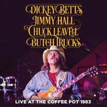 Betts, Hall, Leavell And Trucks - Live At The Coffee Pot 1983 (VINYL ALBUM)