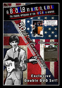 George Harrison - A Beatle In Benton, Illinois: 2 Disc Special Edition (DVD)