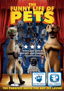The Funny Life Of Pets (DVD)