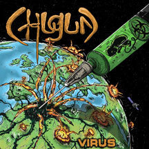 Chugun - Virus (CD)