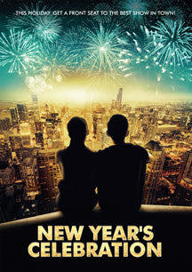 New Year's Celebration (DVD)