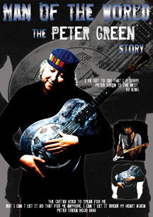 Peter Green - Story: Man Of The World (DVD)