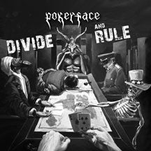 Pokerface - Divide And Rule (CD)
