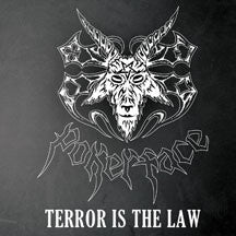 Pokerface - Terror Is The Law (CD)