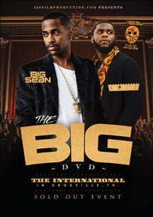 Big Sean And Big K.R.I.T. - The Big DVD (DVD)