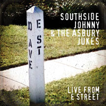 Southside Johnny & The Asbury Jukes - Live From E Street (VINYL ALBUM)
