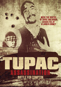 2 Pac - Assassination: Battle For Compton (DVD)