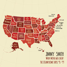 Jimmy Smith - When Wine Was Cheap: The Steamy Bowl Tapes '91-99 (CD)