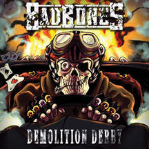 Bad Bones - Demolition Derby (CD)