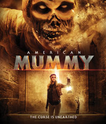 American Mummy [limited Edition Blu-ray] (blu-ray 3d + 2d Versions) (BLU-RAY)