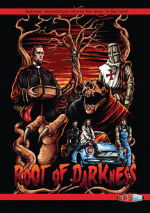 Root Of Darkness (Triple Feature 2 Disc Set) (DVD)