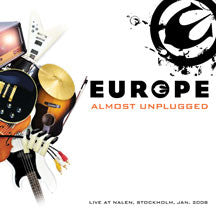 Europe - Almost Unplugged (CD)