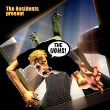 The Residents - The Ughs! (CD)