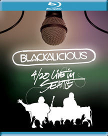 Blackalicious - 4/20 Live In Seattle (BLU-RAY)