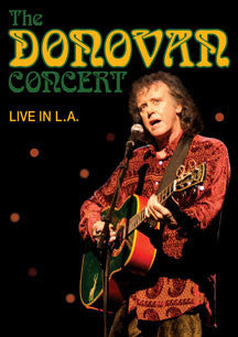 Donovan - The Donovan Concert: Live in L.A. (DVD)