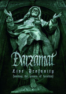 Darzamat - Live Profanity (Visiting The Graves Of Heretics) (DVD)