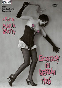 Ecstacy In Berlin 1926 (DVD)