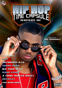 Hip Hop Time Capsule - 1994 (DVD)