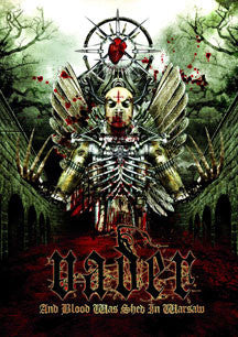 Vader - And Blood Was Shed In Warsaw (DVD)