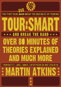 Martin Atkins - Tour: Smart Part 1 (DVD)