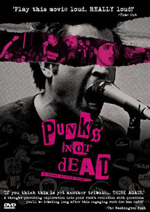 Punk's Not Dead (DVD)