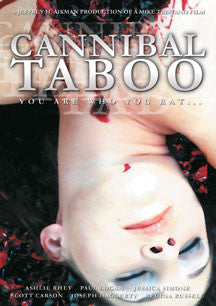 Cannibal Taboo (DVD)
