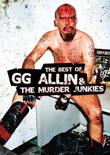 GG Allin - Best Of GG Allin and The Murder Junkies (DVD)