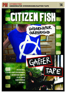 Citizen Fish - Underwater Overground: Gaffer Tape (DVD)