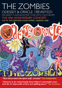 The Zombies - Odessey And Oracle: The 40th Anniversary Concert (DVD)