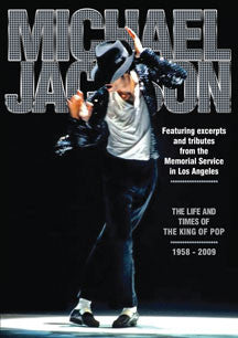 Michael Jackson - Life & Times Of The King Of Pop 1958-2009 (DVD)