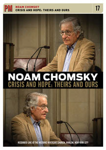 Noam Chomsky - Crisis And Hope: Theirs And Ours (DVD)