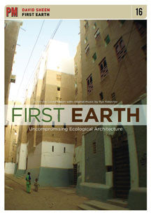 David Sheen - First Earth: Uncompromising Ecological Architecture (DVD)