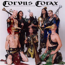 Corvus Corax - Best Of Corvuscorax (CD)