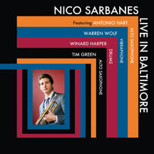 Nico Sarbanes - Live In Baltimore (CD)