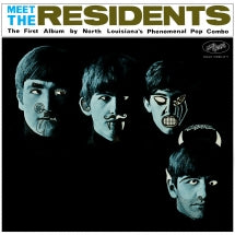 Residents - Meet The Residents: pREServed Edition (CD)